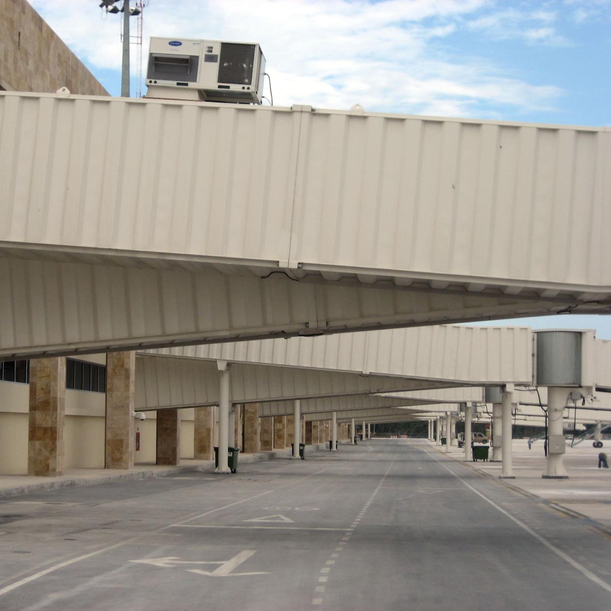 Corrugated Bridges